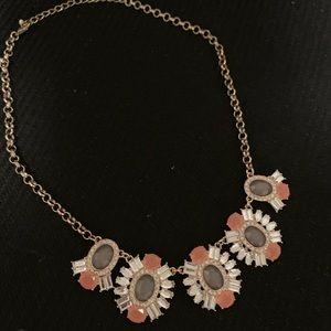 Jewelry - Gem statement necklace